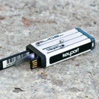 Keyport 2 Slide New Keychain