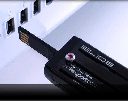 Keyport USB Flash Drive
