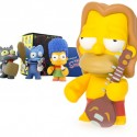 Kidrobot Simpsons Mini Figures