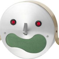 Kim the Talking Robot Alarm Clock