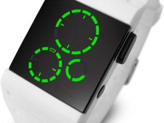 1000100101 black – new tokyoflash watch