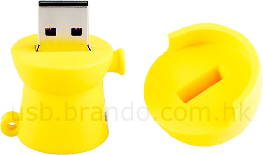 USB Kiss Flash Drive