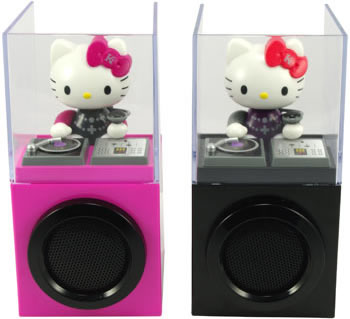 Hello Kitty iPod DJ Speaker