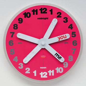 KnoWhere Clock