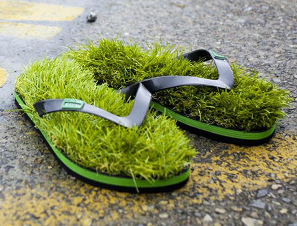 Kusa Grass Sandals