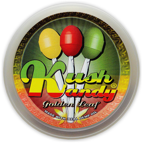 Kush Kandy Golden Leaf