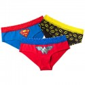 ladies superhero boyshorts