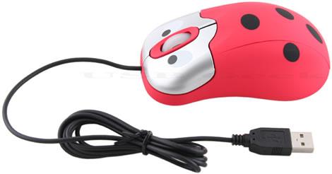 The Ladybug Mouse