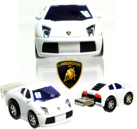 Lamborghini USB  Memory Sticks