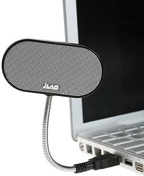 Stylish USB Laptop Speaker