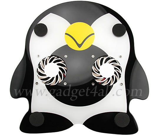 Penguin USB Laptop Cooling Pad