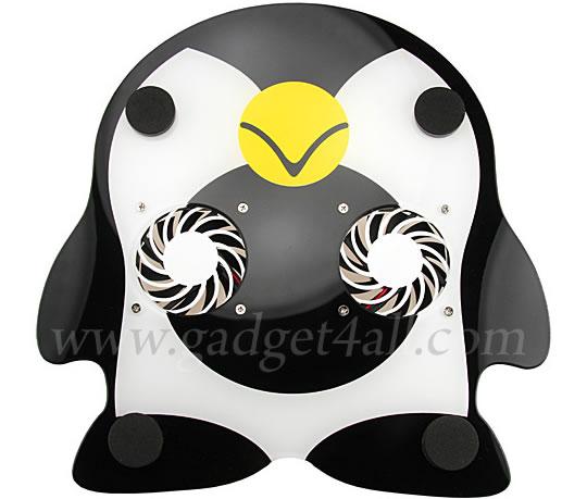 Penguin USB Laptop Cooling Pad