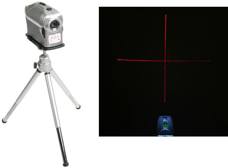 Multi-Function Mini Laser Level