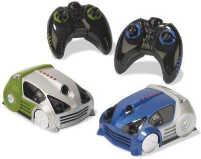 Laser Combat R/C Cars