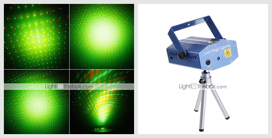 Laser Light Show Projector
