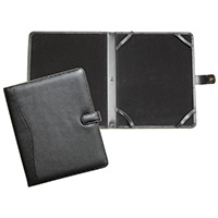 Leather iPad Folio Case