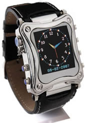 Multimedia OLED Wristwatch