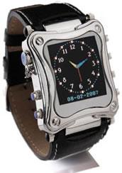 Multimedia OLED Wristwatch