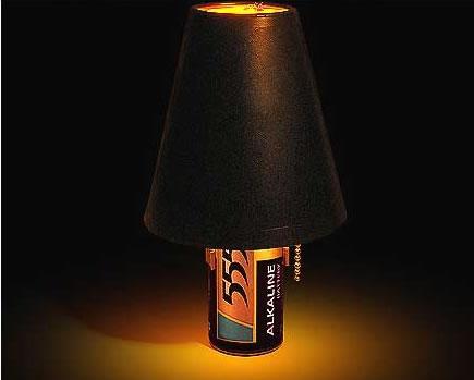 Little LED Battery Lamp