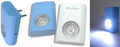 3-in-1 LED Emergency Light