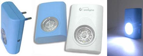 3-in-1 LED Emergency Light