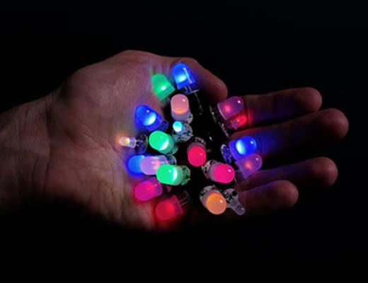 Digital LED Graffiti Magnets