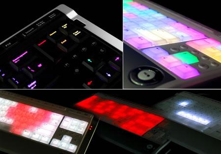 Luxeed LED Keyboard