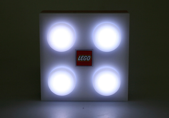 2x2 Brick LED Light