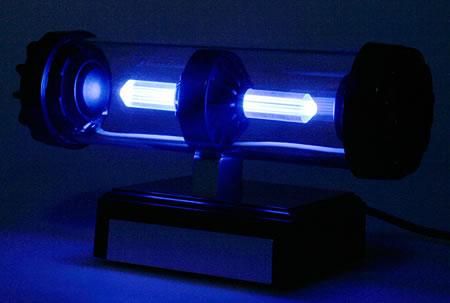 LED Light USB Tube Speaker