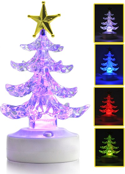 usb color changing led christmas tree speaker - Color Changing Led Christmas Tree