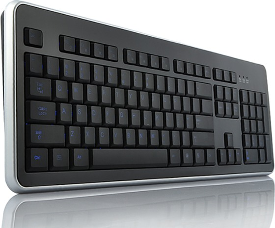 LED Backlit USB Keyboard