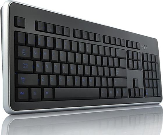 LED Backlit USB Keyboard