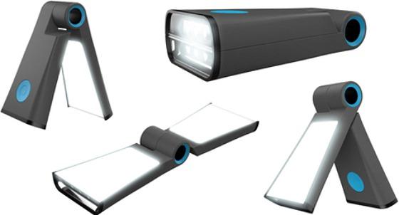 LED Flashlight Lantern Combo