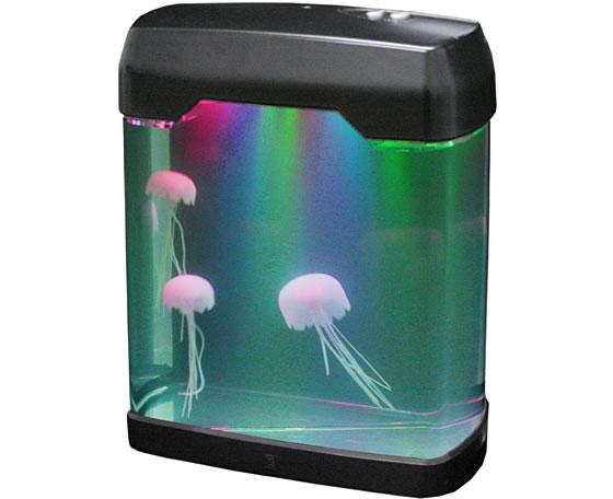 Multicolor USB Jellyfish Aquarium