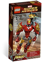 LEGO Avengers #4529