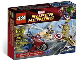 LEGO Avengers #6865