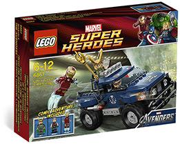 LEGO Avengers #6867