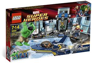 LEGO Avengers #6868