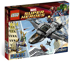 LEGO Avengers #6869