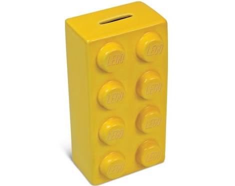LEGO Coin Bank
