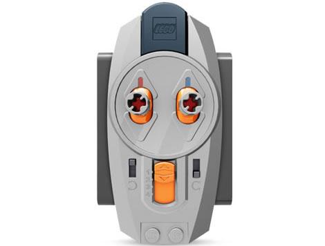 Motorized LEGO Bulldozer Remote Control