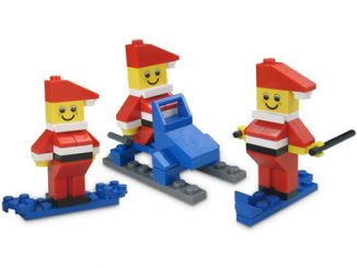 LEGO Christmas Santa Set