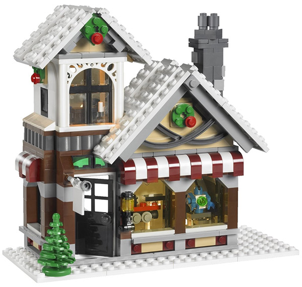 LEGO Christmas Toy Store