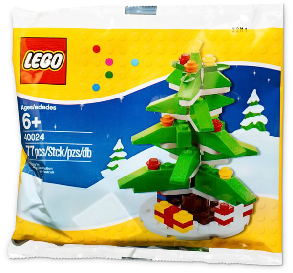 LEGO Christmas Tree #40024