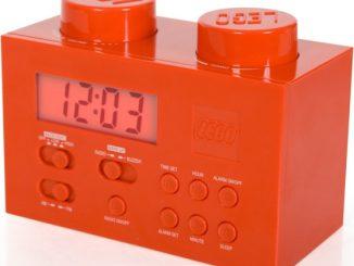 LEGO Radio Alarm Clock