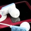LEGO-Style Earphones