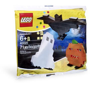 Lego Halloween Set #40020