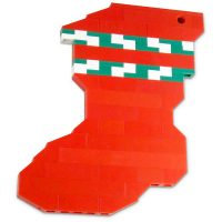 LEGO Christmas Holiday Stocking