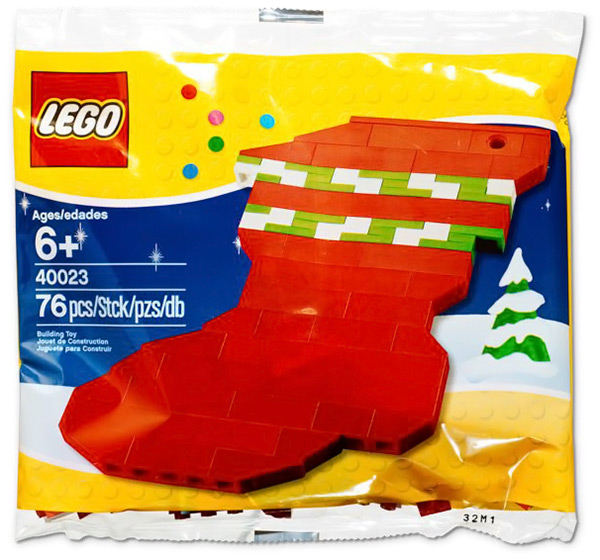 LEGO Holiday Stocking #40023