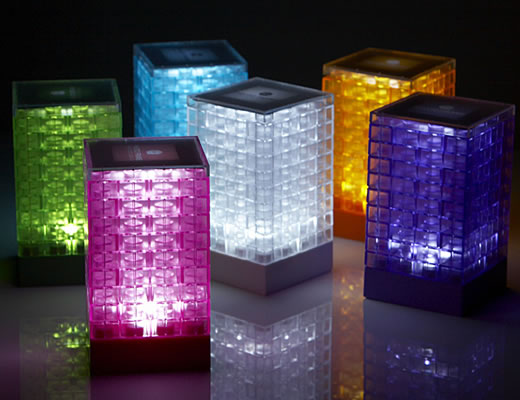 Romantic Tiny Brick Mood Maker Light